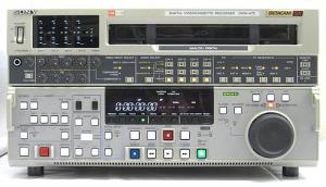 Sony DNW-75 Betacam SX Recorder Player