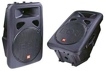 JBL Eon 15 G2 Self-Powered Speakers