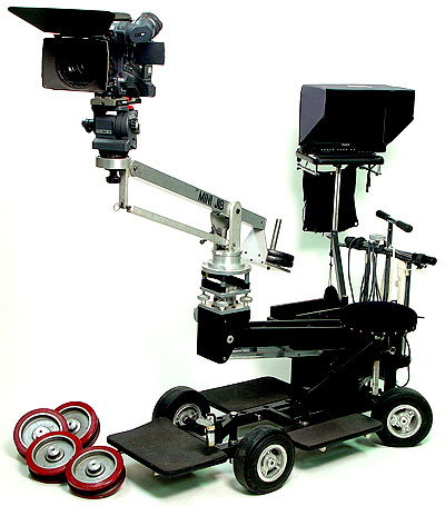 Cameleon dolly w/ Dolly Wheels
