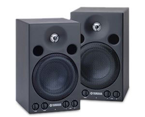 Yamaha MSP3 Self-Powered Speakers