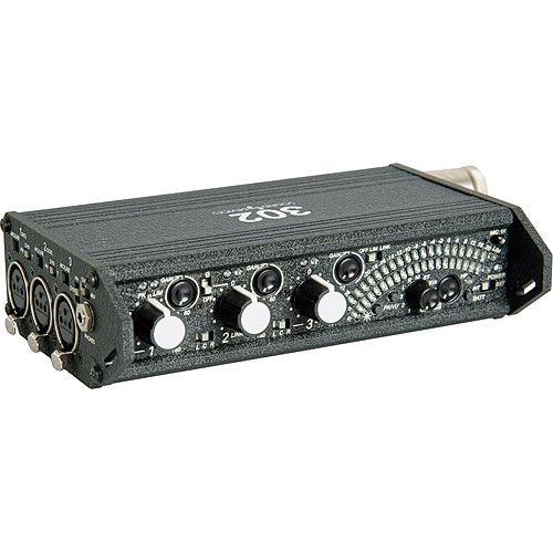Sound Devices 302 Mixer